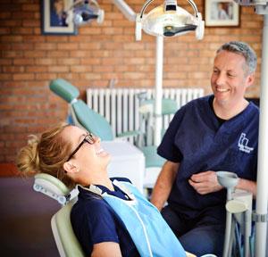 Ciaran Burke - Dentist at Tully House Dental Clinic